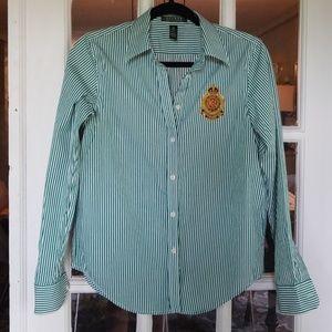 Ralph Lauren Poplin Shirt